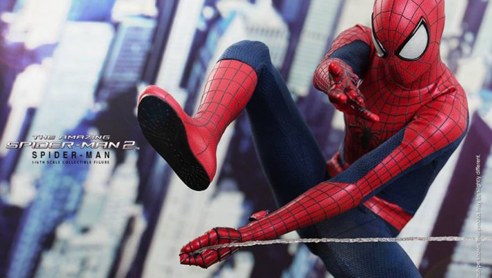 Hot Toys Amazing Spider-Man 2 Figure