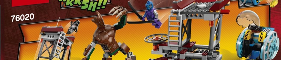 LEGO Guardians of the Galaxy Knowhere Escape Mission 002