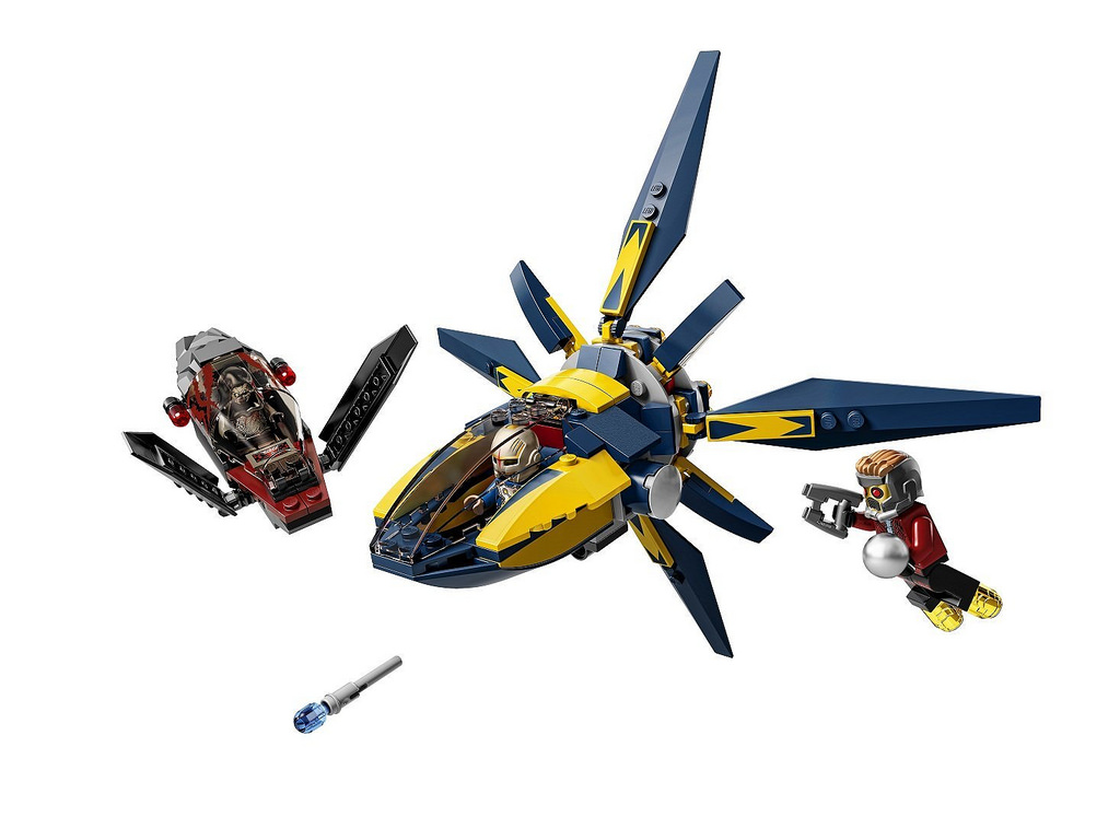 Official Photos for Guardians of the Galaxy and X-Men LEGO ...