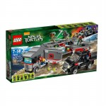 LEGO Teenage Mutant Ninja Turtles Big Rig Snow Getaway 001