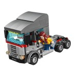 LEGO Teenage Mutant Ninja Turtles Big Rig Snow Getaway 005