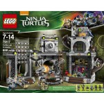 LEGO Teenage Mutant Ninja Turtles Turtle Lair Invasion 001