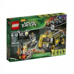 LEGO Teenage Mutant Ninja Turtles Turtle Van Takedown 001