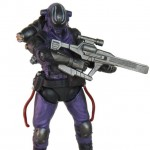 Lost Planet Toy Notch 007