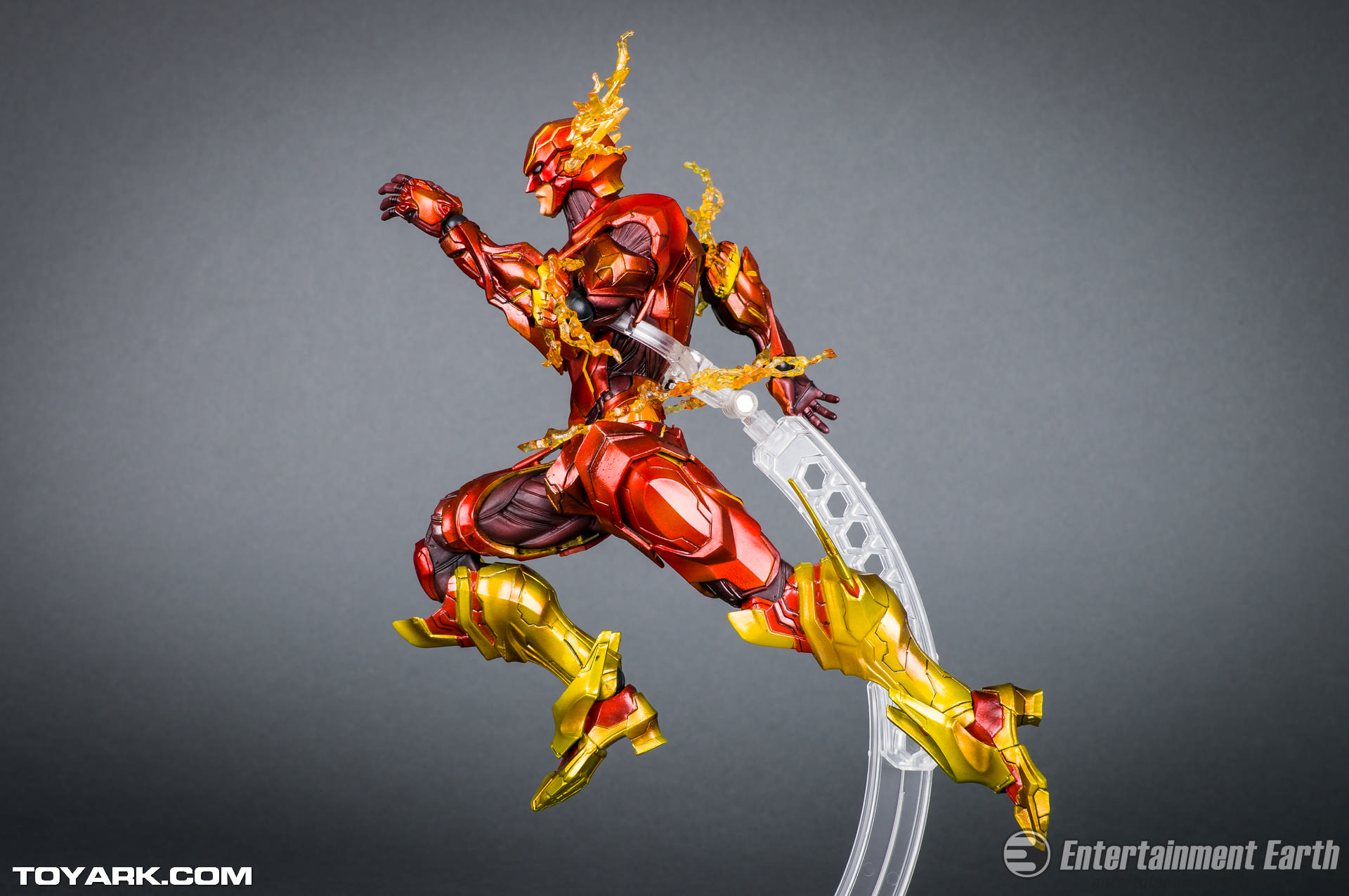 Play Arts Kai Flash - Off To The Races