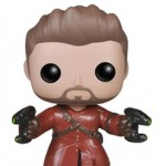 Star Lord Unmasked Pop Vinyl