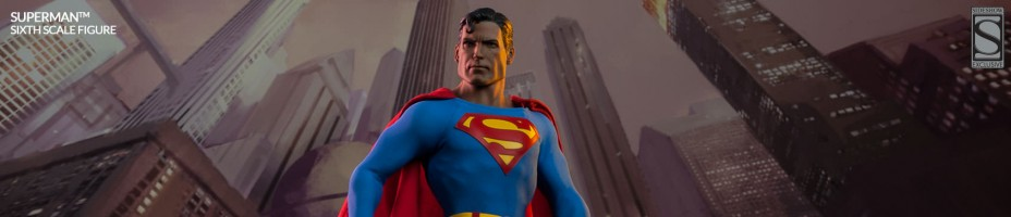 Superman Sixth Scale Figure 011