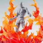 Tamashii Effect Burning Flame 4