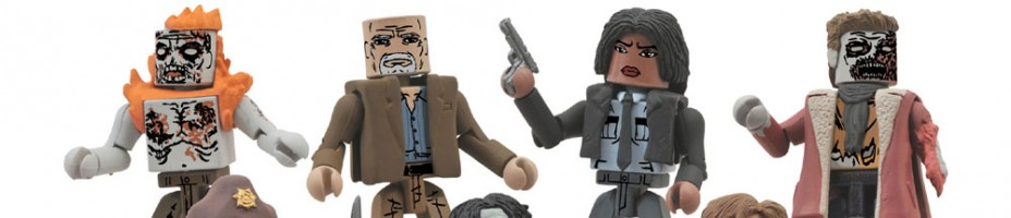 Walking Dead Minimates Series 6 Group