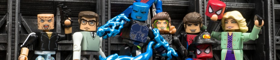 Marvel Minimates Series 56