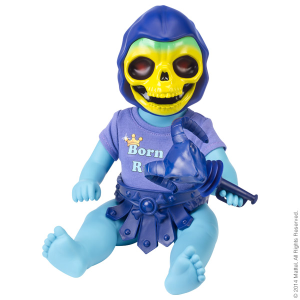 Mattel Reveals Motu Baby Skeletor The Toyark News
