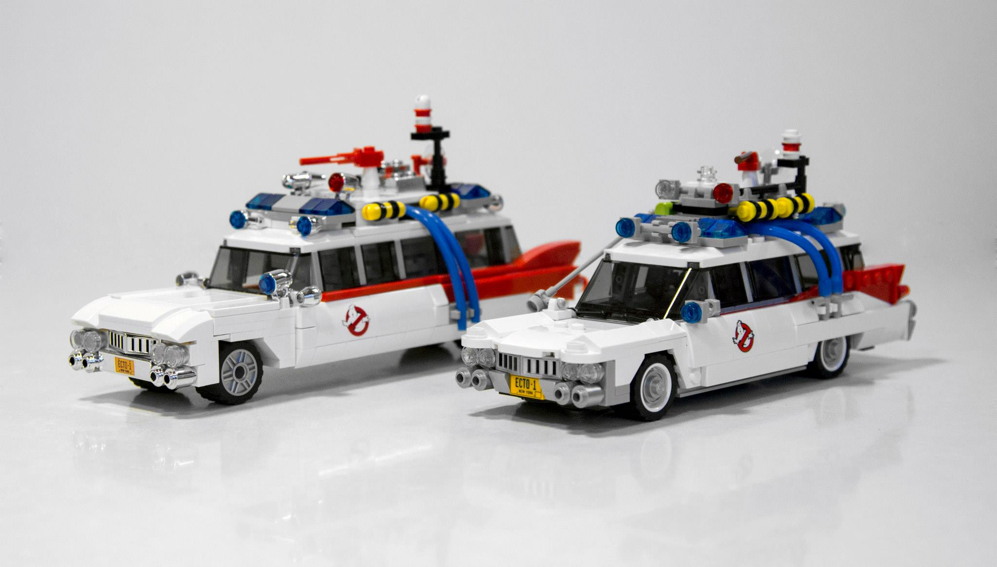 lego cuusoo ghostbusters ecto 1 box images the toyark news. Black Bedroom Furniture Sets. Home Design Ideas