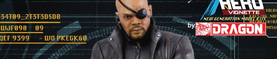 Nick Fury Action Hero Vignette 1
