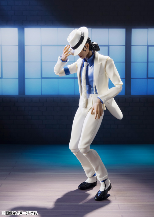 Michael Jackson Smooth Criminal SH Figuarts Images and ...