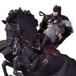 Batman Call to Arms Statue