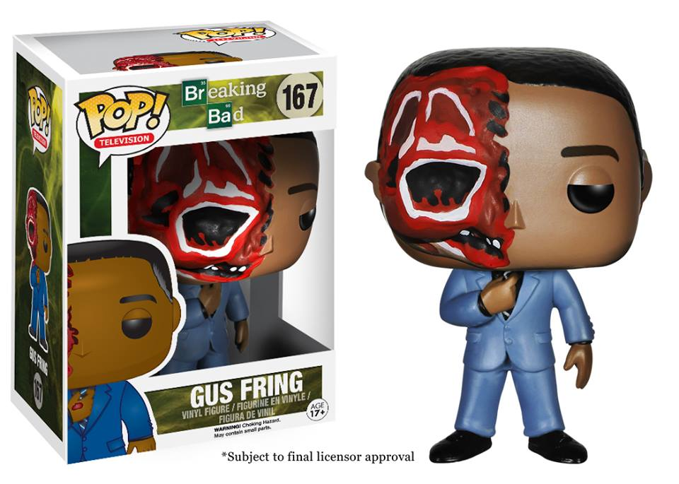 Funko Reveals Breaking Bad Pop Vinyl Figures The Toyark