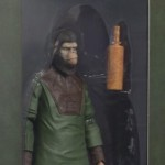 Classic Planet of the Apes Cornelius In Packaging