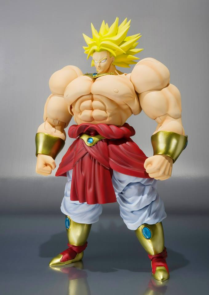 Dragon Ball Z SH Figuarts Broly 1