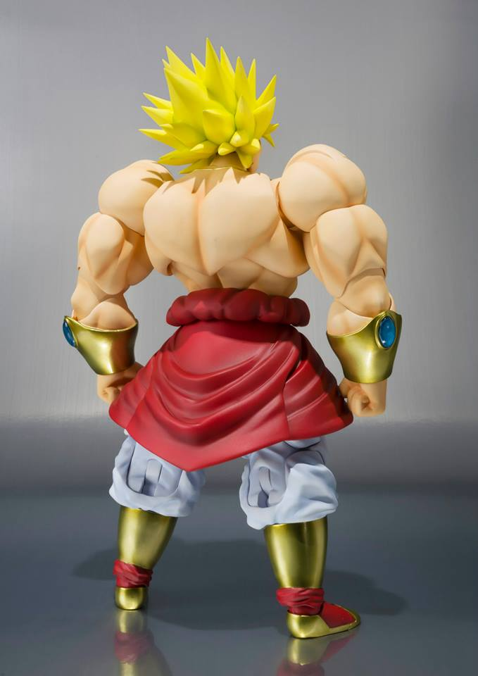 Dragon Ball Z SH Figuarts Broly 2