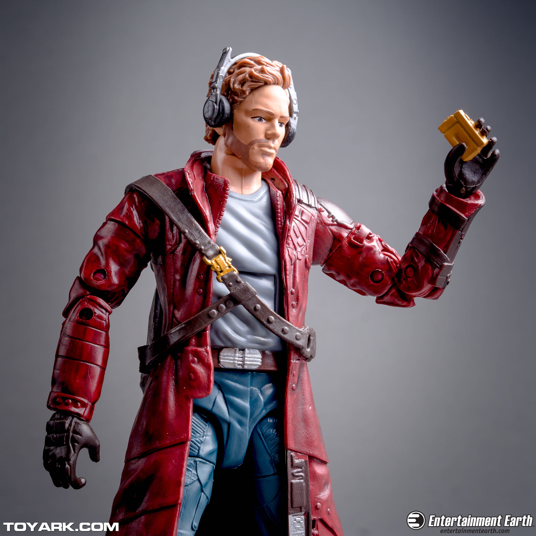 Star Lord rocking out!