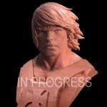 He Man Life Size Bust PCS Preview