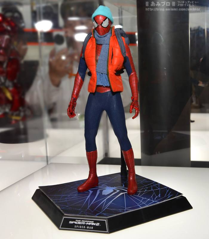 New Spider Man 2 Toys : Hot toys at tokyo toy show the toyark news