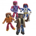 Marvel Minimates X Men Days of Future Past Comic SDCC Exclusive Box Set