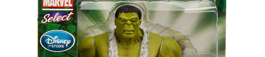 Marvel Select Savage Hulk 1