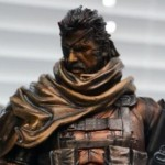 Play Arts Kai MGSV Venom Snake SDCC Exclusive