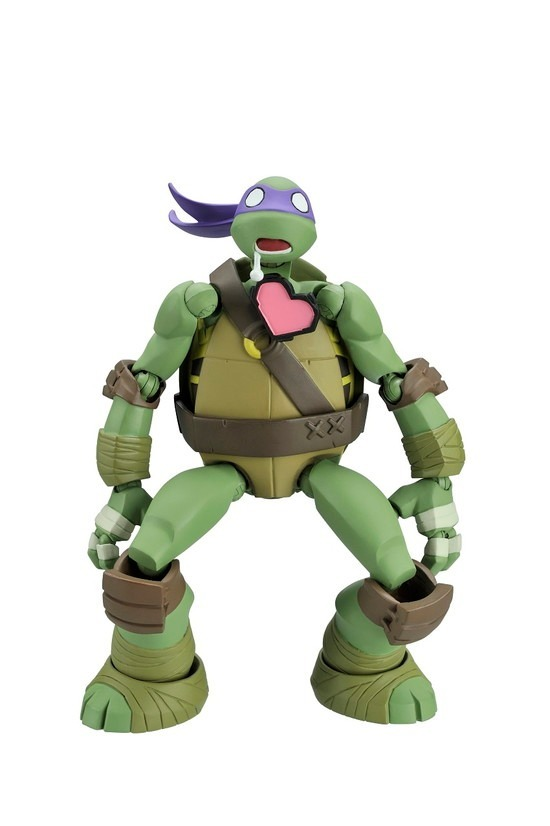 Official Images And Info For Revoltech Tmnt Figures The