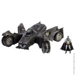 SDCC 2014 Arkham Knight Batmobile Battle Mode
