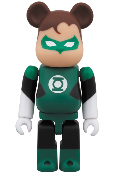 SDCC 2014 Be@rbrick Green Lantern