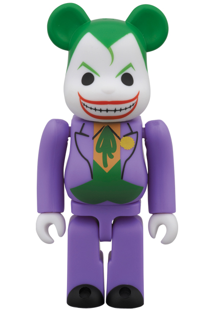 SDCC 2014 Be@rbrick The Joker