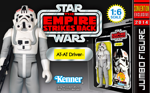 SDCC Exclusive AT AT Jumbo Star Wars 001