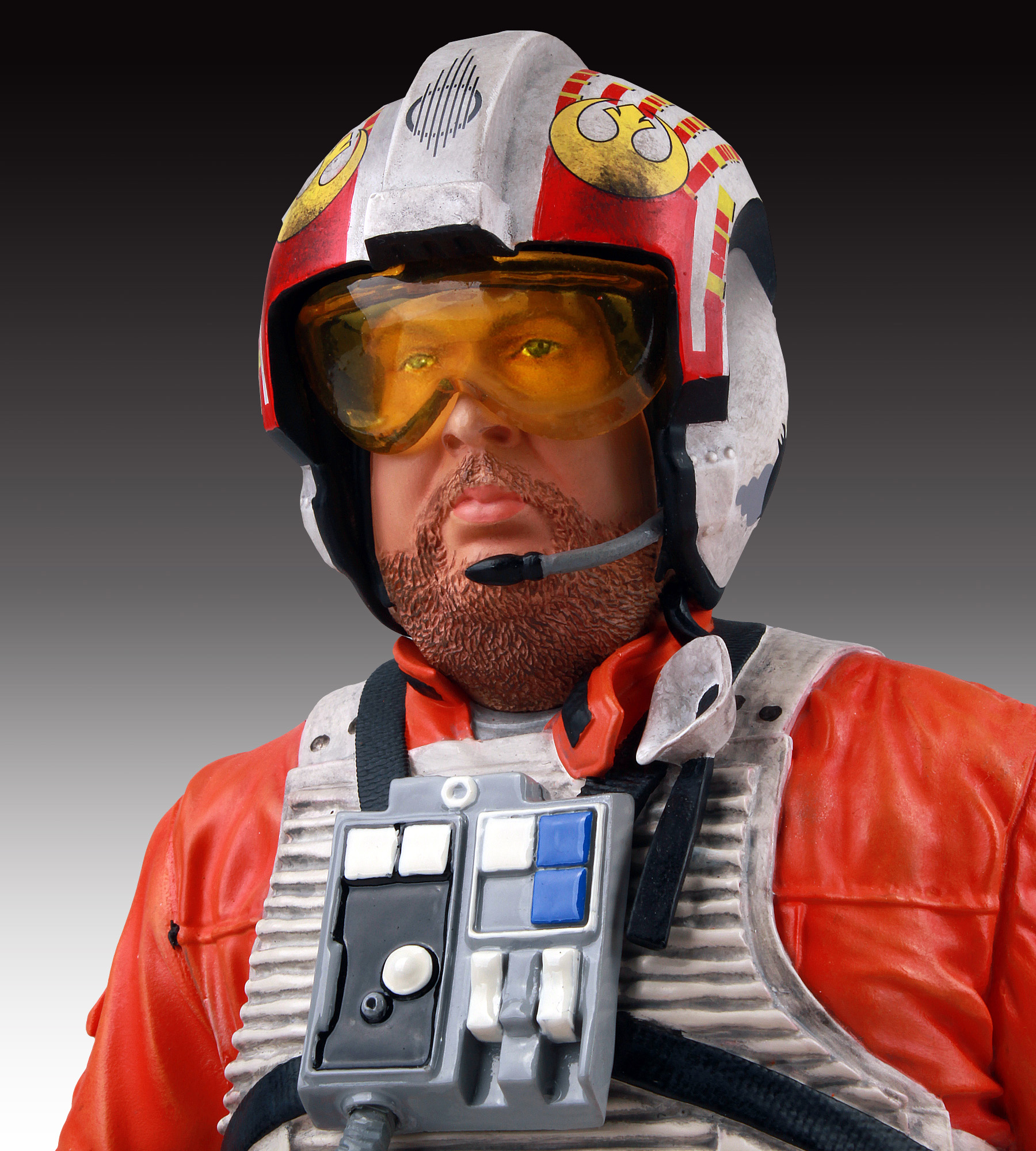 May The 4th Be With You Exclusives: SDCC Exclusive Star Wars Jek Porkins Mini Bust