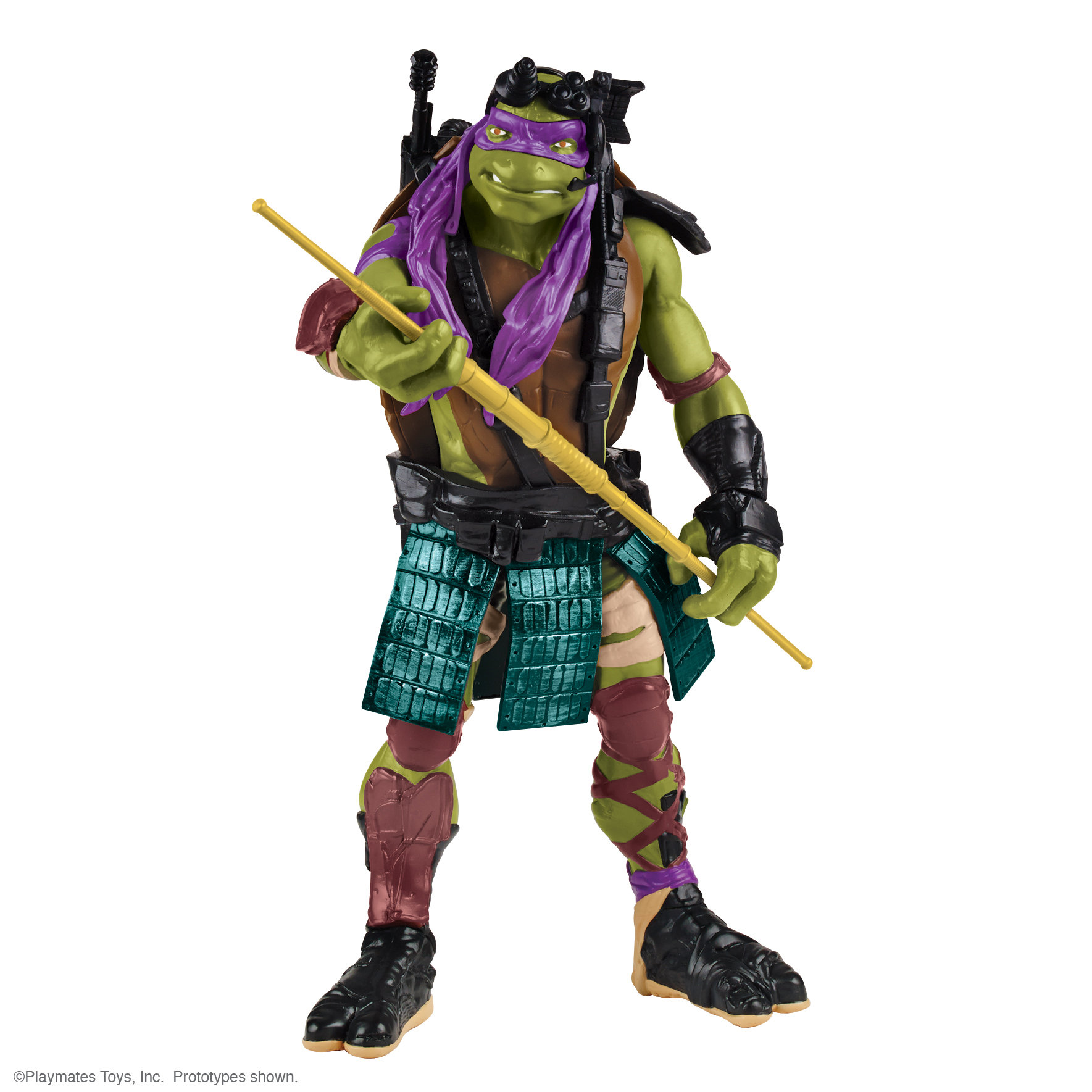 Tmnt Movie Toys : Tmnt movie toys press release the toyark news
