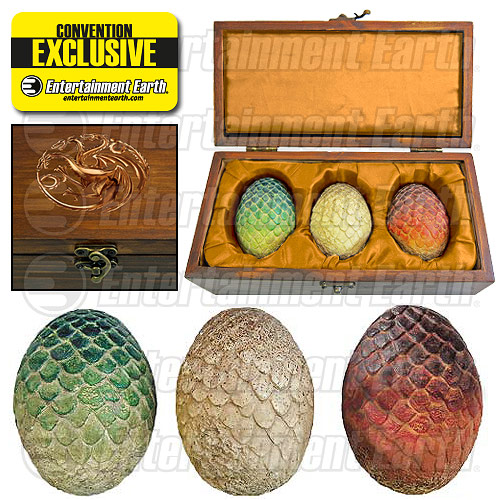 Game of Thrones Dragon Egg Convention Exclusive