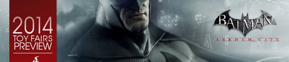 Arkham City Batman Hot Toys Preview