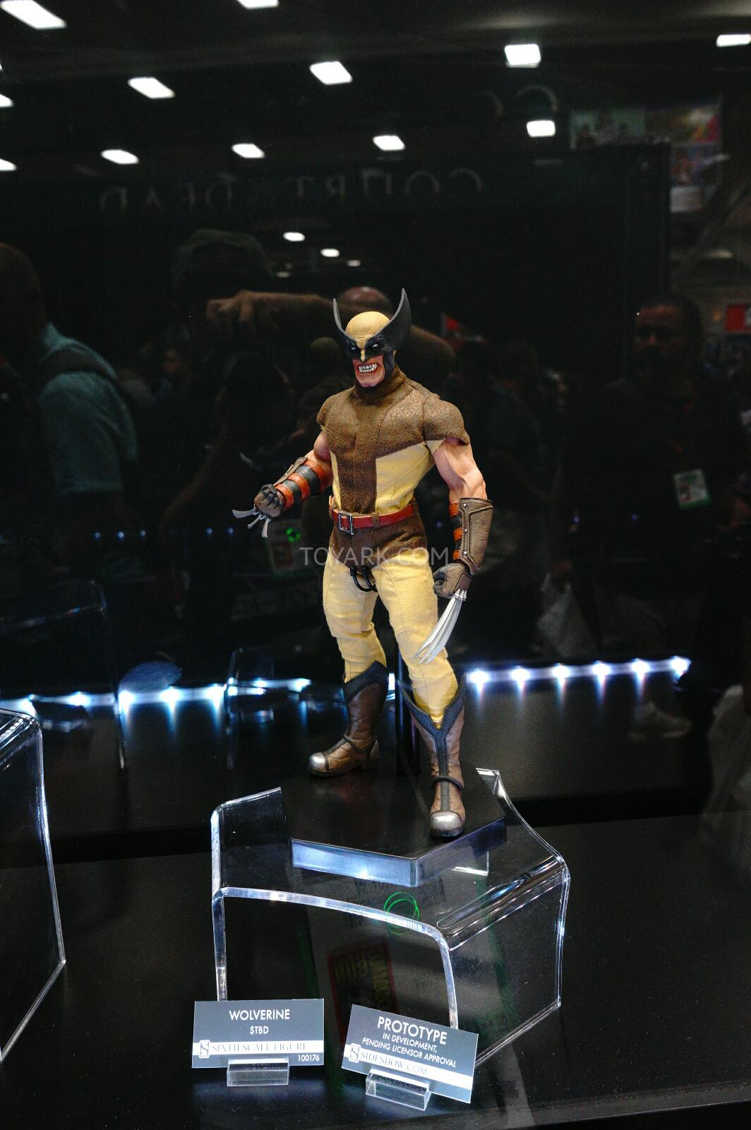 [Sideshow] Marvel Sixth Scale Collection - Wolverine DSC07548