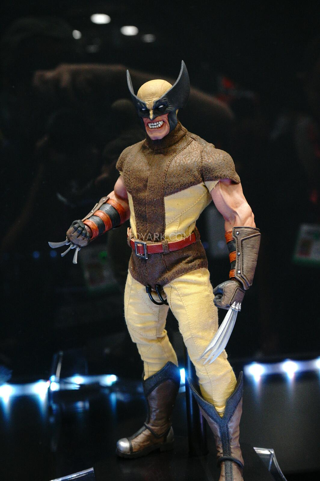 [Sideshow] Marvel Sixth Scale Collection - Wolverine DSC07551