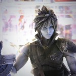 FF7 Advent Children Cloud Play Arts Kai