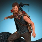 Gentle Giant Walking Dead Daryl Dixon Statue 008
