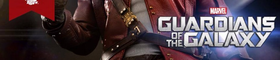 Guardians of the Galaxy Star Lord Hot Toys Preview