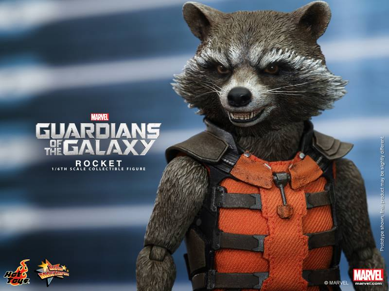 Hot Toys Rocket Raccoon and Groot - The Toyark - News