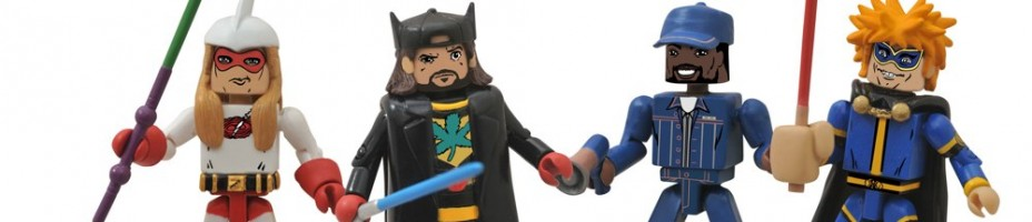 Jay And Silent Bob Minimates 1