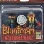 Jay Silent Bob Bluntman Chronic Comic Book 2 Pack 1