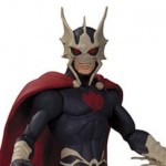 Justice League Throne of Atlantis Ocean Master Figure