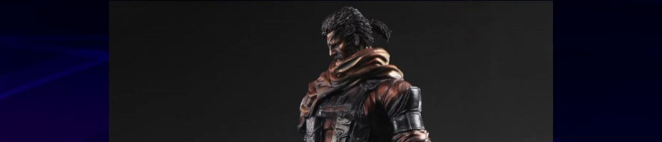 MGSV Punished Snake Sneak Preview Version SDCC
