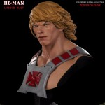 Masters of the Universe He Man Bust 004