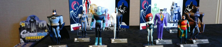 SDCC 2014 DC Collectibles Batman TAS 026